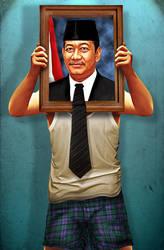 Naga Boneng Jadi Presiden by gumun