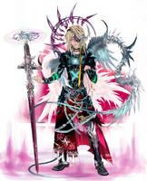 Seraph the Light Bearer 2 by Lucifer-A