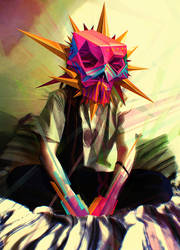 Masquerade by princendymion