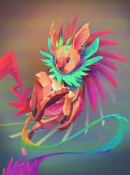 Not-a-Pokemon by princendymion