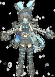 Blue Black Blaze by w546
