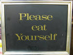 Please Eat Yourself by 12of8