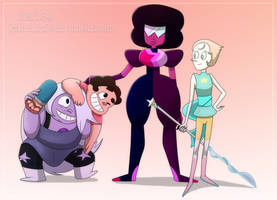 / We are the crystal gems / by DevaPein