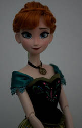 LE Anna OOAK doll by lulemee