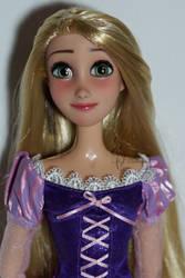 Rapunzel OOAK doll by lulemee
