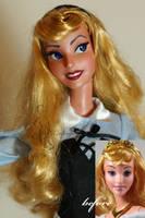 Briar Rose OOAK doll by lulemee