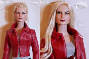 Emma Swan OOAK doll by lulemee