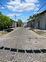 Suchitoto Street by jaruworks