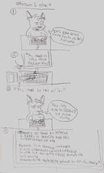 'Benson is Mine', Pg.1 by momopocky