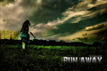 Run Away. by FabAngelx