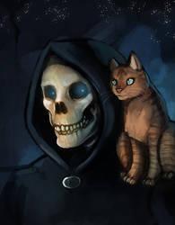[fanart] Seasons don't fear the reaper by SirMeo