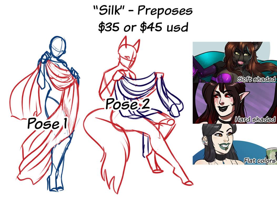 Silk-prepose by SirMeo