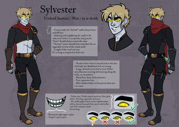 [wow][ref] Sylvester by SirMeo