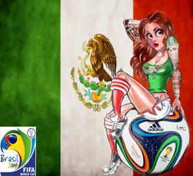 Viva Mexico Cabrones! (Alternative) by kake07