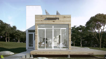 Modular House by DaCone