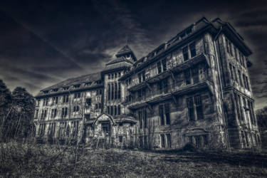 Ghosthotel by oberfoerster