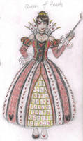 Queen Dress by Bonka-chan