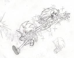 Sonic Blast by Bonka-chan