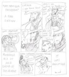 Ooh Monsieur Francoeur by Bonka-chan