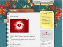 Ohblog Kriz Wordpress by pootatoh