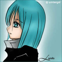Lynda by wintergal