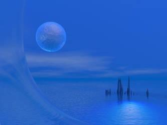 blue sea1 by Alyenna