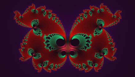 Apophysis Butterfly by Alyenna