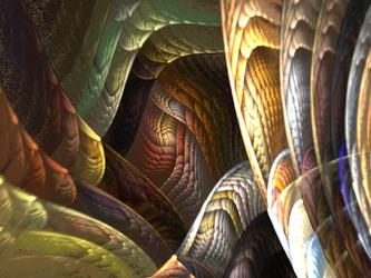 Apophysis Seashell by Alyenna