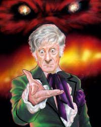 The Th3rd Doctor by Hognatius