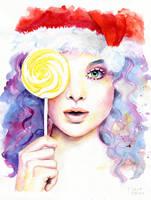 Merry Christmas by Cora-Tiana