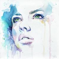 Blue by Cora-Tiana