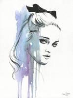 Sky Ferreira by Cora-Tiana