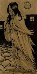 La llorona o The crywoman by mdavidct