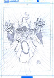 Orko masters of universe by mdavidct