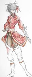 Watercolor WIP0003 by VeronMic
