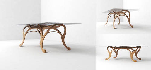 Table design by Esquel