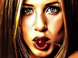 Jennifer Aniston by donvito62