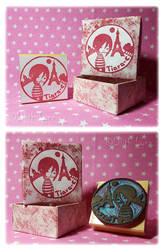 Stamp - Yune Ren by Lilith-Lynn