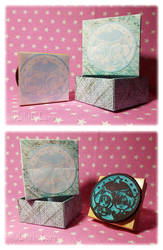 Stamp - Mokka and Macchiato by Lilith-Lynn