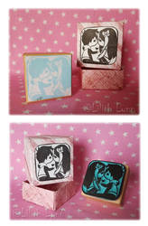 Stamp - Jean and Wilow by Lilith-Lynn