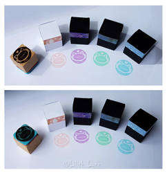 Boxes for Stamps by Lilith-Lynn