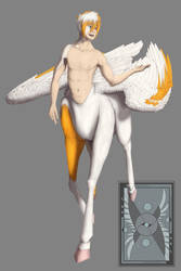 [Commission] Orion [Basic Full Body] by AstreyaSky