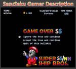Anti SasuSaku Gamer description by MegamanX0