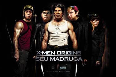 X-MEN Origins - Chavo del ocho by GilbertoMendes