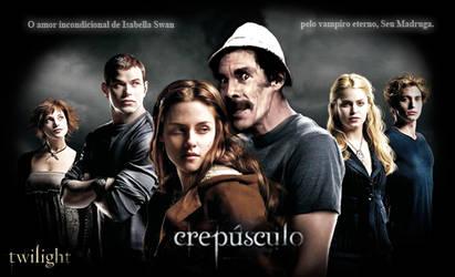 Crepusculo - Seu Madruga by GilbertoMendes