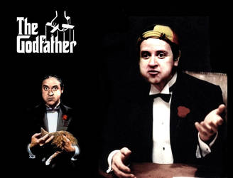 Quico - The Godfather by GilbertoMendes