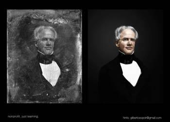 Photo Restoration 5 by GilbertoMendes