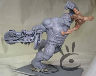 Sculpture 8 by WhiteCanvasStudio