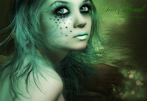 Nymph by SallyBreed
