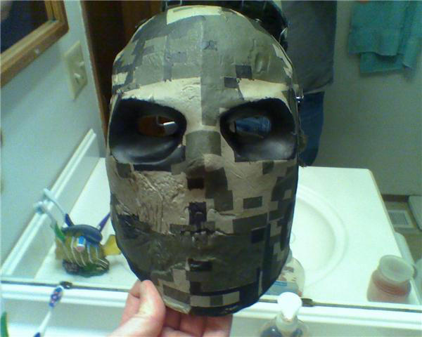 Tyson Rios Custome TWO Mask by Fate-of-All-Fools on DeviantArt